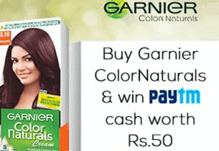 Paytm garnier loot offer