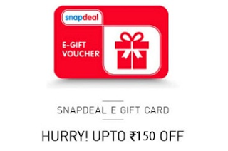 snapdeal gift vouchers upto rs off
