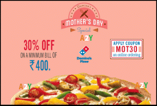 dominos mothers day special MOT offer
