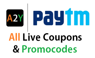 paytm all live coupons and promocodes