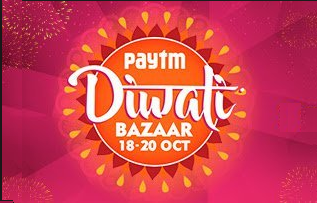 paytm diwali bazaar october