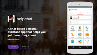 Helpchat app main