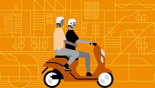 Uber Get Uber MOTO Rides at Rs  only gurgaon