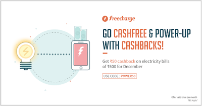 freecharge POWER