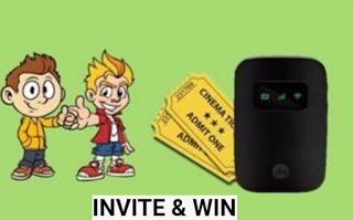 invite earn loot