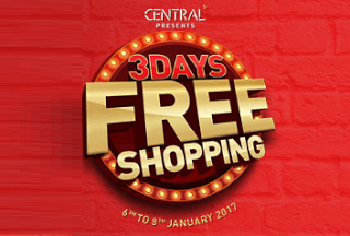 central free shopping festival